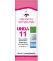 UNDA 11   Homeopathic Remedy