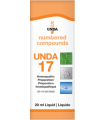 UNDA 17 Homeopathic Remedy