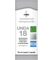 UNDA 18 Homeopathic Remedy