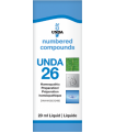 UNDA 26 Homeopathic Remedy