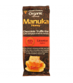 Manuka Honey 72 % Dark Chocolate Licorice Truffle Bar