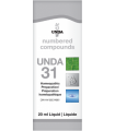 UNDA 31 Homeopathic Remedy