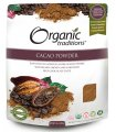 Organic Traditions Cacao Powder 454 g