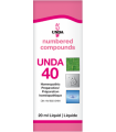 UNDA 40 Homeopathic Remedy