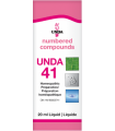 UNDA 41 Homeopathic Remedy