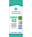 UNDA 43 Homeopathic Remedy