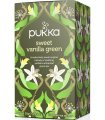 Pukka Sweet Vanilla Green Tea
